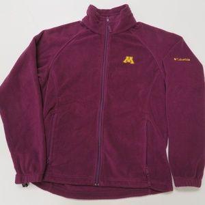 Columbia Minnesota Full-Zip Fleece Jacket